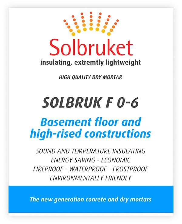 Solbruk F 0-6